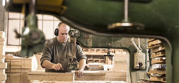 Персонал для производства мебели