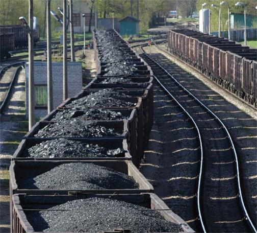 Разрешение на добычу угля
