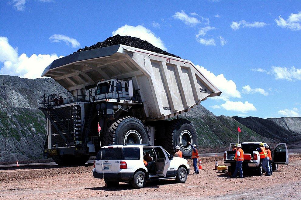 Лицензия на добычу угля