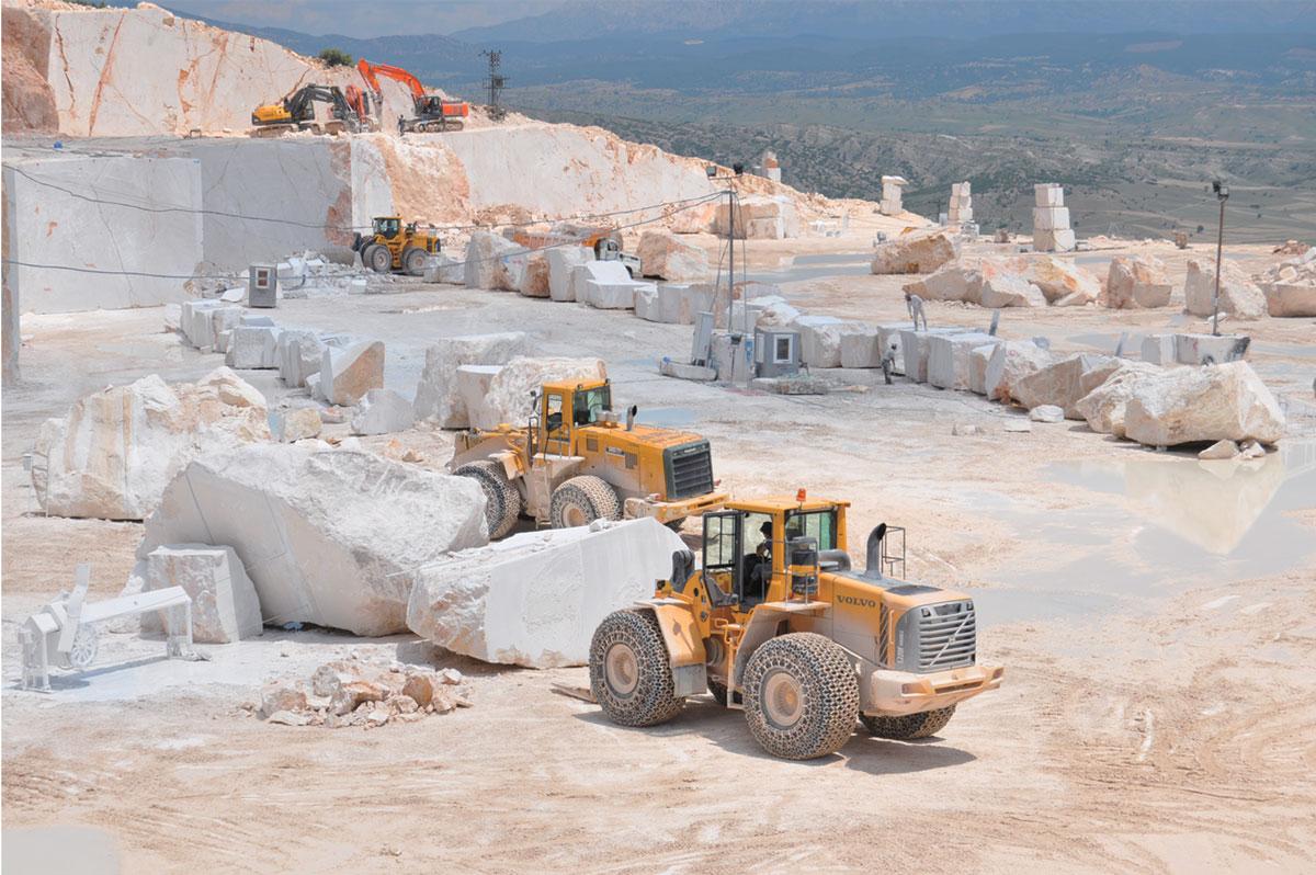 Право на добычу камня
