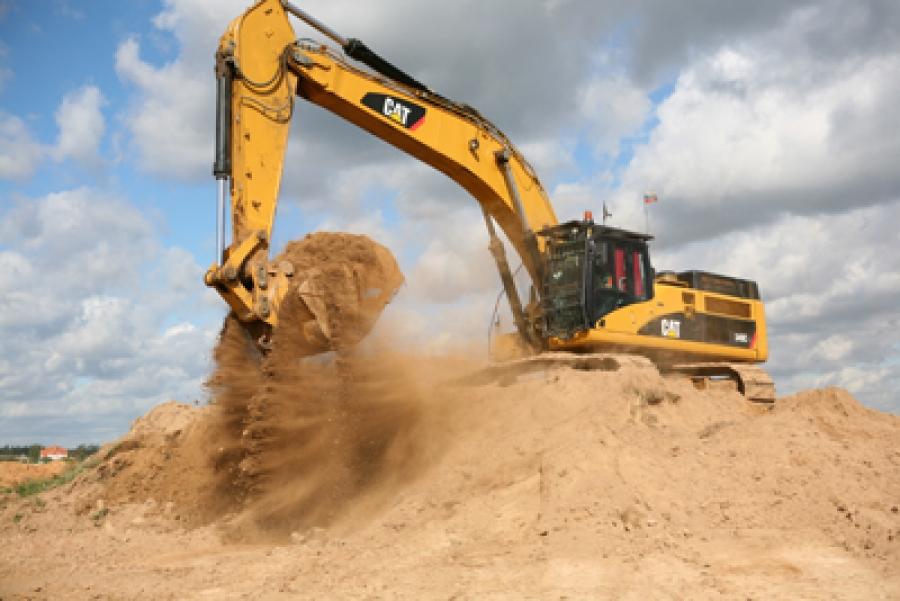 Разрешение на добычу песка
