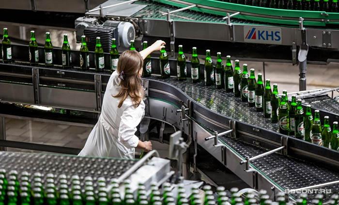 Процесс изготовления пива