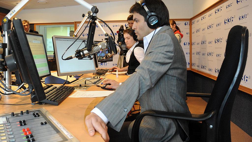 Разрешение на радиовещание